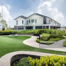 Estuari Gardens, Puteri Harbour, Puteri Harbour