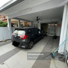 Taman Puchong Utama Double Storey Good Contition, Puchong