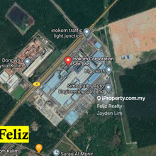 Kulim Perindustrian land 9.06 acre for sale, Padang Serai