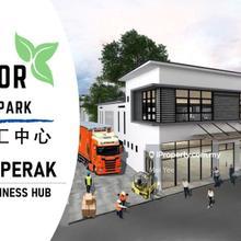 Chepor Business Park, Chepor, Ipoh