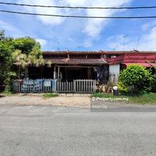 Rumah Teres Tanjong Chat Kota Bharu, Kota Bharu