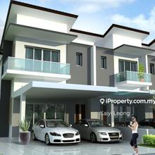 New Launch 2 Storey Superlink with Clubhouse , City Centre