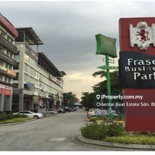 FRASER BUSINESS PARK, City Centre Pudu Cheras, KL City
