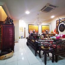 Jalan Selesaria,Happy Garden,Oug,Bukit Jalil, Kuchai Lama