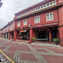 Red house, Melaka tenga, Melaka City