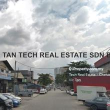Segambut Tengah, Segambut Industrial Park, Segambut Warehouse, Kawasan Perusahaan Segambut, Teh Wang Sang, Segambut