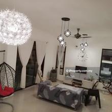 Full furnished  End lot Avenham Eco Grandeur, Bandar Puncak Alam