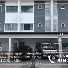 9th Mile Oxford Park Avenue - Townhouse, Kuching