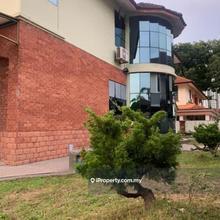 Semi D House  Taman Sutera , Jalan Sutera Jingga, Perling