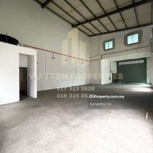 Kawasan Perindustrian Pengkalan 1.5 Semi-D Factory, Kawasan Perindustrian Pengkalan, Ipoh