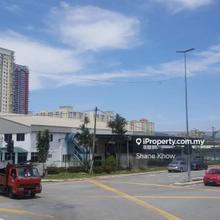 Factory Warehouse CORNER Jalan Usahawan Genting Klang Setapak Air Panas Wangsa Maju Gombak, Setapak