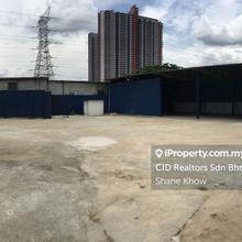 Setapak Warehouse Factory Industrial Land Air Panas Perusahaan Ringan, Setapak