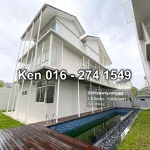 Senja Private Lakeside Estate, Serdang