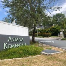 Astana Kemensah, Ulu Klang