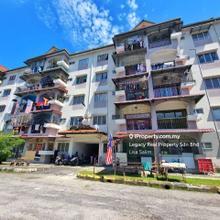 Andorra Apartment, Shah Alam