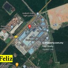 Kulim Perindustrian land 12.76 acre for sale, Padang Serai