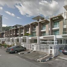 Raffles Residence 199 , 3.5 Storey Terrace wit F/F, Gelugor