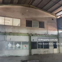 Kepala Batas Warehouse/Factory at Main Road, Kepala Batas