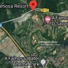 39.8 acres 60% Below Value with KM & BP, Alor Gajah