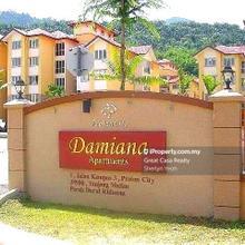 Damiana, Proton City, Ulu Bernam