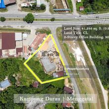 Menggatal | Kampung Darau | CL Land | Jalan Tuaran, menggatal, Kota Kinabalu