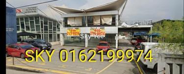 Jalan Maarof , Jalan Telawi , commercial bungalow, Bangsar 1