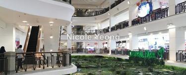 Retail lot in shopping centre, city centre bukit bintang, Bukit Bintang 1