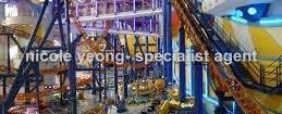 Berjaya Times Square level 2 to 9, specialist agent, Bukit Bintang 1