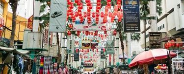 Chinatown, City Centre 1