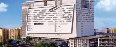 KWC Kenanga Wholesale City, City Centre 1