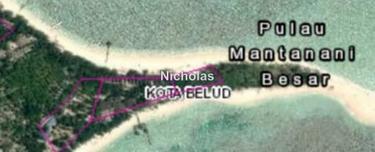 Mantanani Beachside Land, Kota Belud 1