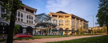Plaza Arkadia, Plaza Arcadia, Desa ParkCity 1