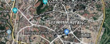 Hotel, Bukit Bintang KL City KLCC, Bukit Bintang 1