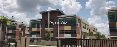 Tiong Nam SiLC 6 Industrial Park, Gelang patah, Iskandar Puteri (Nusajaya) 1
