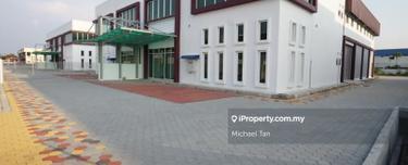 IKS BUKIT MINYAK   SEMI-D Factory   FOR SALE , Bukit Minyak 1