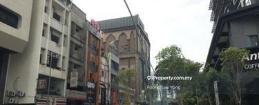 Jalan Hang Kasturi, KL City 1