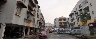 Taman Sri Kuching, Jalan Kuching 1