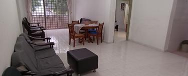 Melana Apartment, Taman Universiti, Skudai 1