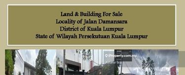 Land & Building Fronting Main Road , Sungai Penchala, Damansara 1