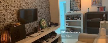 Cyber City Apartment 1, Penampang 1