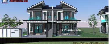 Semi-D Modern Panji Kota Bharu, Kota Bharu 1