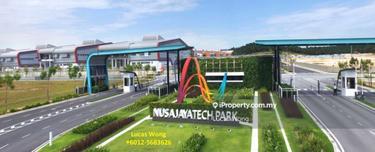 Nusajaya Tech Park @Iskandar Puteri Johor (Nusajaya), Iskandar Puteri (Nusajaya) 1
