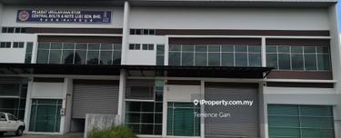 MOUNT AUSTIN TERRACE FACTORY WAREHOUSE 6,252 sq ft TIONG NAM INDUSTRIAL PARK FREEHOLD , MOUNT AUSTIN , Johor Bahru 1