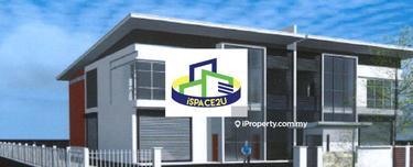 Semi Detached Factory for Sale at Bandar Enstek, Bandar Enstek 1