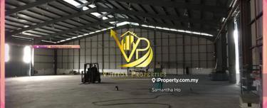 Kawasan Perindustrian Kamunting Warehouse , Kamunting Raya , Kamunting 1