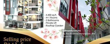 UL Residence 4 Storey Terrace Ayer Itam Farlim, Ayer Itam 1