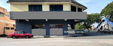 Bercham, Bercham Shop Lot At Corner Unit, Ipoh 1