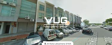 Kota Laksamana, Melaka Tengah 1