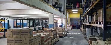 Factory for SALE (Good Cashflow Investment)  Tmn Johor Jaya, Johor Bahru 1