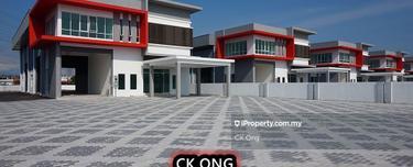 Central-I (Saga Jaya) Semi-D Factory Warehouse, Seberang Perai 1